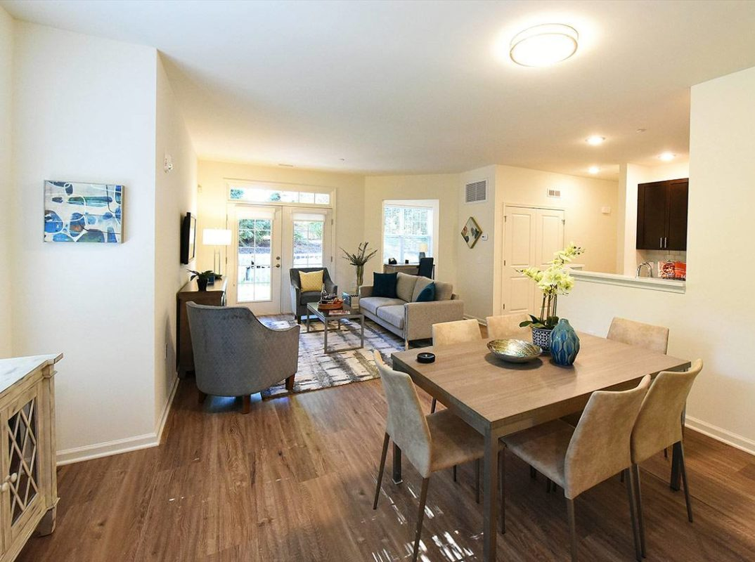 Magnolia Lane Living Room